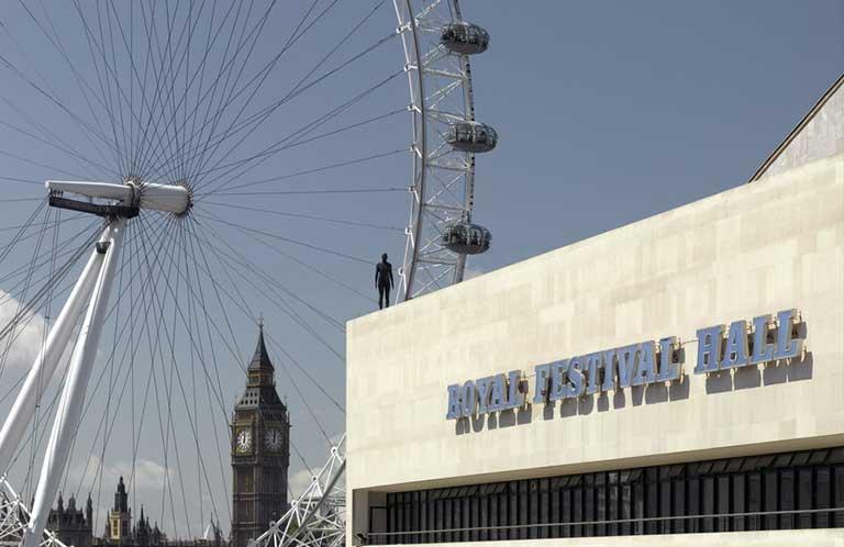 The Royal Festival Hall
